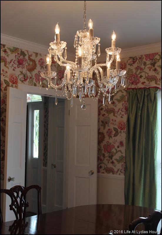 new chandelier 1