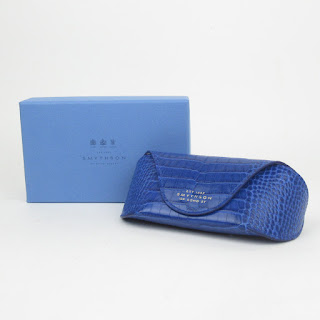 Smythson of Bond Street Eyeglass Case