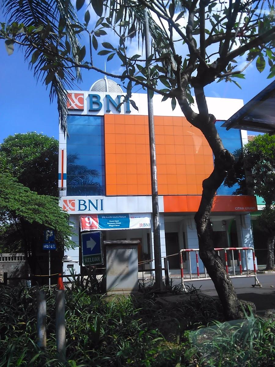 Bank Bni Kln Citra Grand Citragran Kota Bekasi Indonesia