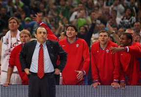 Ettore Messina, da Los Angeles a Siena