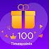 TimesPoints Loot – Get 100 Points Per Refer | Redeem Gaana Voucher