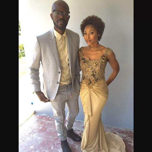 BlackCoffe And Enhle Mbali Wed 1st Of January 2017