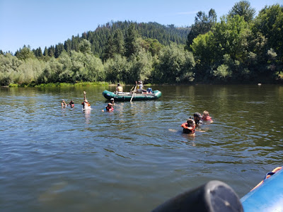 rafting trips on the klamath river