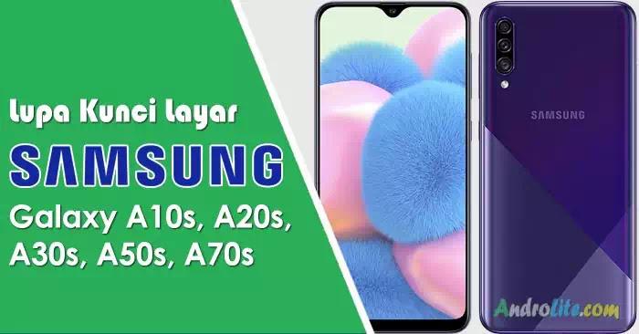 Lupa Kunci Pola Pin Samsung A10s A20s A30s A50s A70s Androlite Com