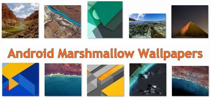 android 6.0 marshmallow wallpapers