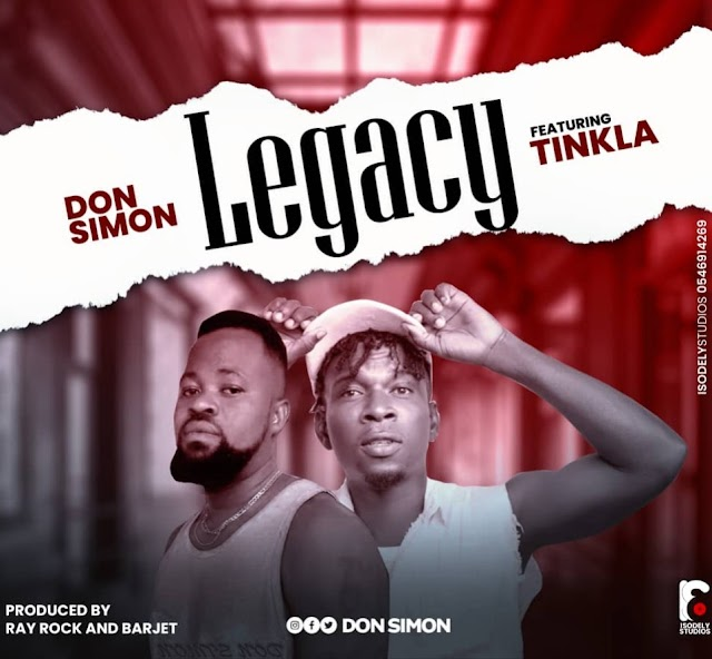 Don Simon - Legacy - Ft. Tinkle -(Mixed by Barjet)