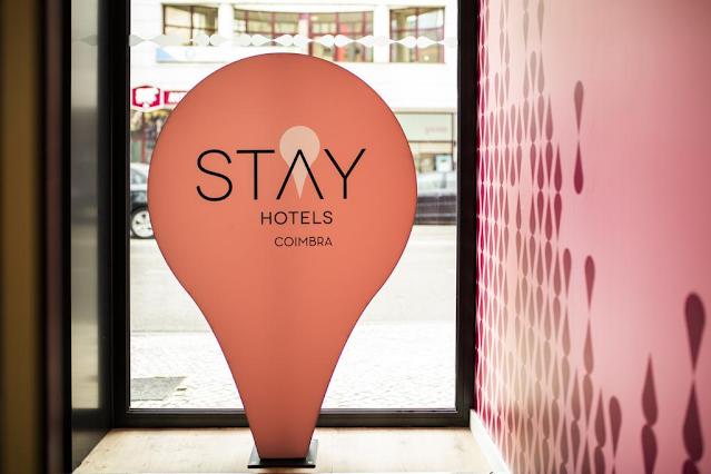 Stay Hotel Coimbra Centro [Coimbra, Portugal]