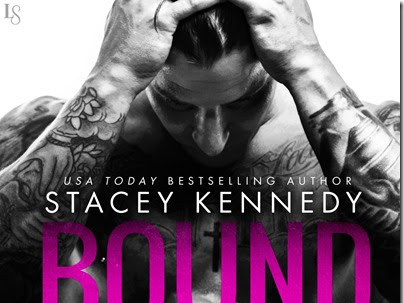 Cover Reveal: Bound Beneath His Pain (Dirty Secrets #1) by Stacey Kennedy + Trailer and GIVEAWAY