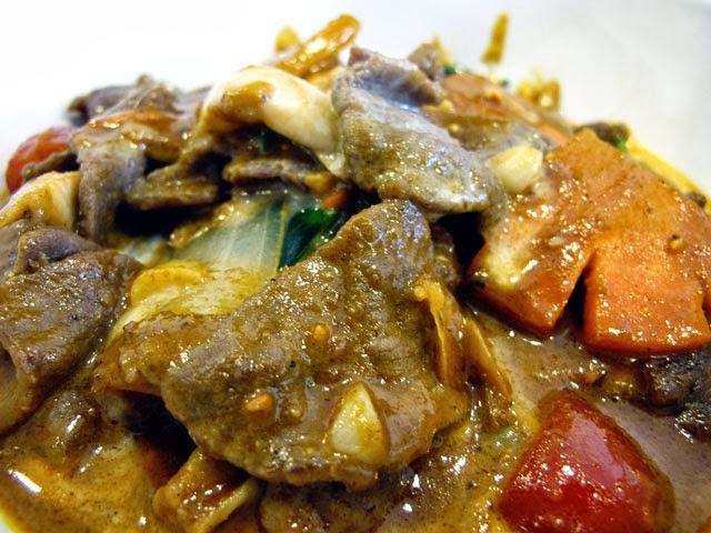 瑪沙滿牛-泰僑村台中泰式料理