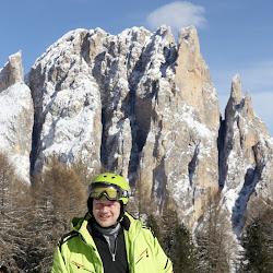 Dolomiti Skisafari - 15.02.16 Catinaccio - Buffaure