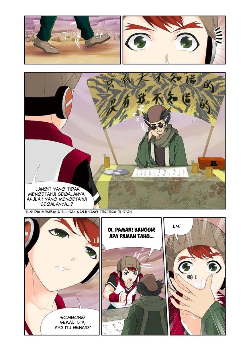 Soul Land Chapter 112