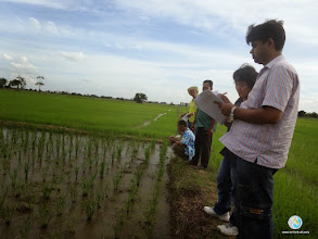 Photo: Monitoring Visit , FPAR (Tron , Uttaradit)