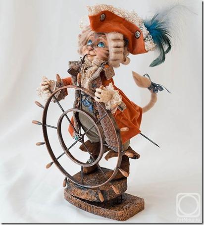 Muñecas de Nadezhda Sokolova Djembe  (8)