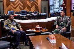 Yan Permenas Mandenas Minta Andika Prakasa Fasilitasi Penyelesaian Konflik di Intan Jaya