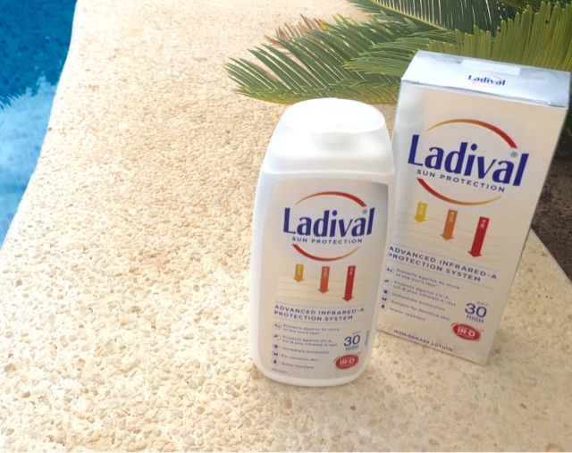 Ladival suncream