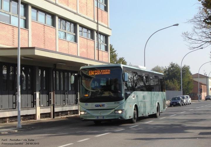 Forl cesena start romagna ex atr ex e bus ex avm pagina 186 busbusnet forum - Orari bus cesena bagno di romagna ...