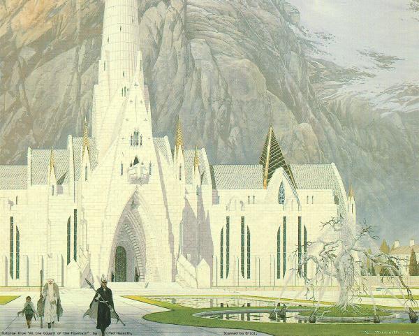 White Castle, Fantasy Scenes 1