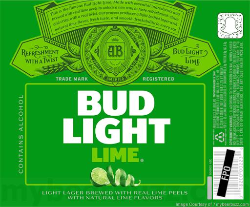 ... Bud Light Lime Image