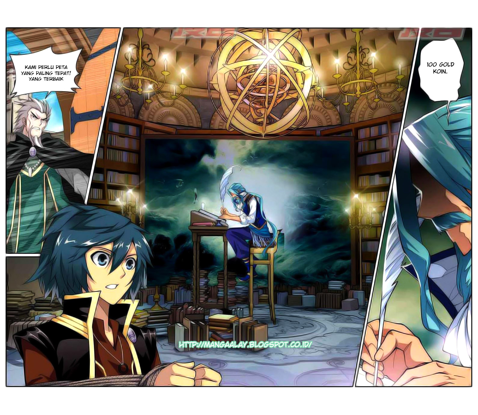 Dilarang COPAS - situs resmi www.mangacanblog.com - Komik battle through heaven 038 - chapter 38 39 Indonesia battle through heaven 038 - chapter 38 Terbaru 17|Baca Manga Komik Indonesia|Mangacan