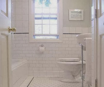 White Subway Tile Bathroom Ideas and Pictures on Bathroom Ideas Subway Tile  id=87851