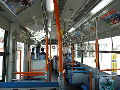JR東日本「気仙沼線BRT」 2221 車内 その1