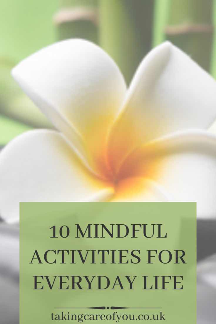 Mindfulness activities | Practice mindfulness everyday with this list of mindfulness techniques to include in your daily routine. #mindfulness #mindfullnessmondays