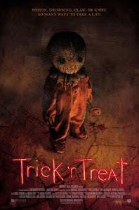 Trick 'r Treat Poster