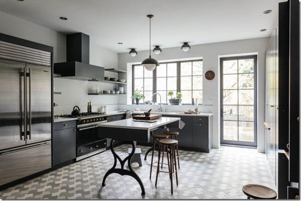 Il fascino discreto del bianco e grigio case e interni for Case eleganti interni