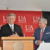 UACCH-Texarkana Creation Ceremony & Steel Signing - DSC_0178.JPG