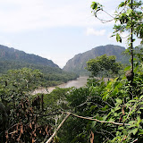 "Rio Beni (alt. : 200 m) : Estrecho del Bala (ou ""Garganta del Diablo""), 15 km au sud de Rurrenabaque (Bolivie), 20 janvier 2004. Photo : J. F. Christensen"