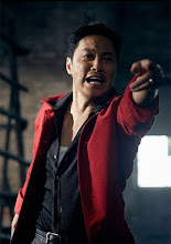 Patrick Tam China Actor