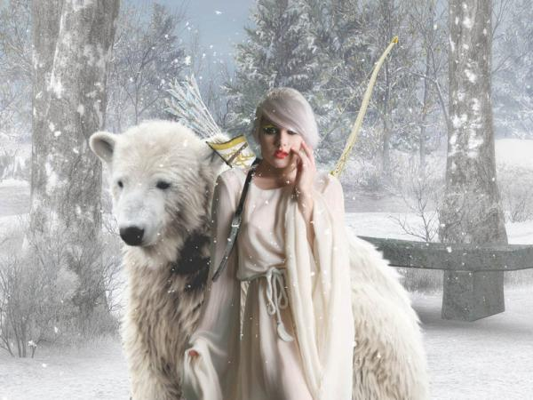 Beauty And White Bear, Magic Beauties 3