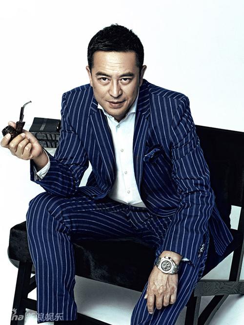 Zhang Jiayi China Actor