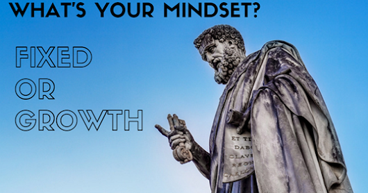 Why your Mindset Matters