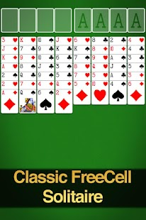 FreeCell Solitaire Screenshot 7