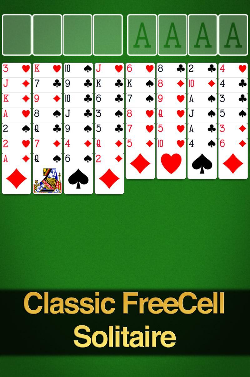 FreeCell Solitaire screenshot #7