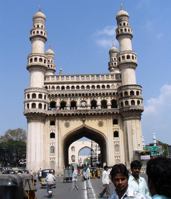 Hyderabad - Rare Pictures - charminarmod2.jpg