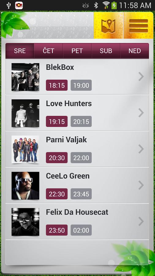 Belgrade Beer Fest vodič - screenshot