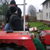 Tannenbaumsammelaktion der Jugend Sondermühlen
