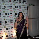 WWW.ENTSIMAGES.COM -  Sunetra Sarker  at The Manish Malhotra Gala Fundraiser in Aid of The Angeli Foundation at Grosvenor House, Park Lane, London February 23rd 2013                                                       Photo Mobis Photos/OIC 0203 174 1069