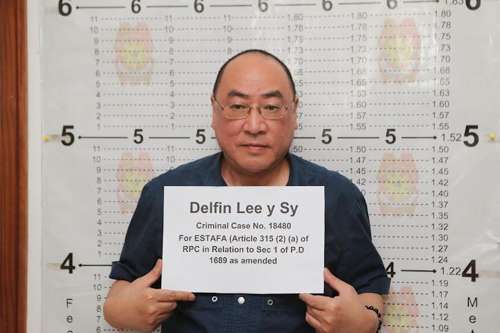 Delfin Lee