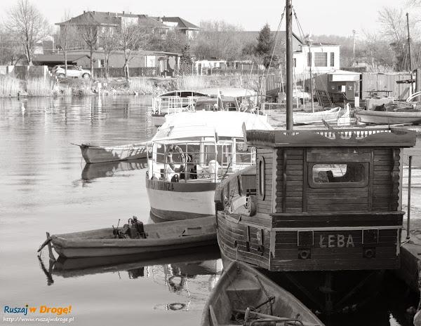 łebski port