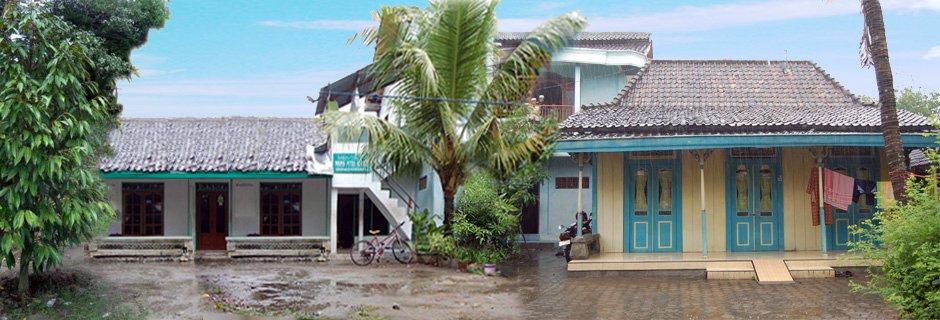 Lokasi Pondok Pesantren Putra Al-Itqon dan Ndalem Kyai