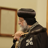His Holiness Pope Tawadros II visit to St. Mark LA - _09A9099.JPG