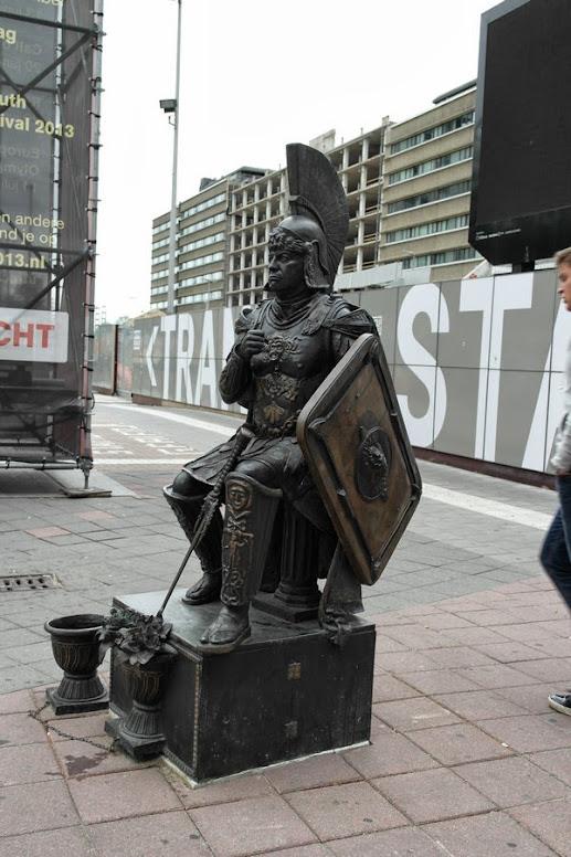 Utrecht Statua