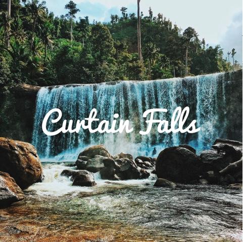 Campawan Curtain Falls The Hidden Treasure