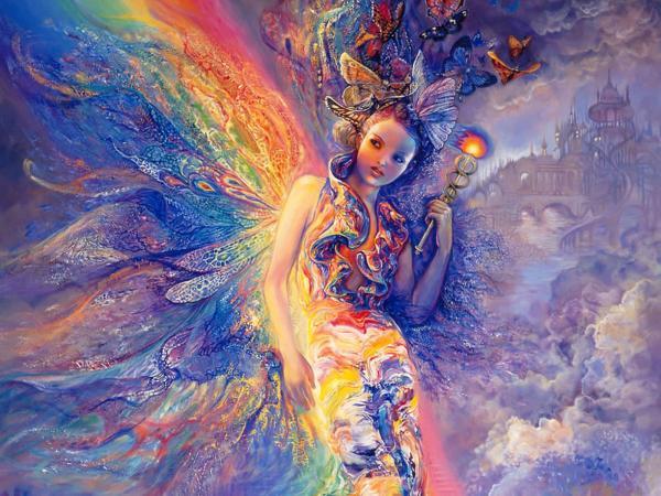 Goddess Of Sunrise, Fairies 2