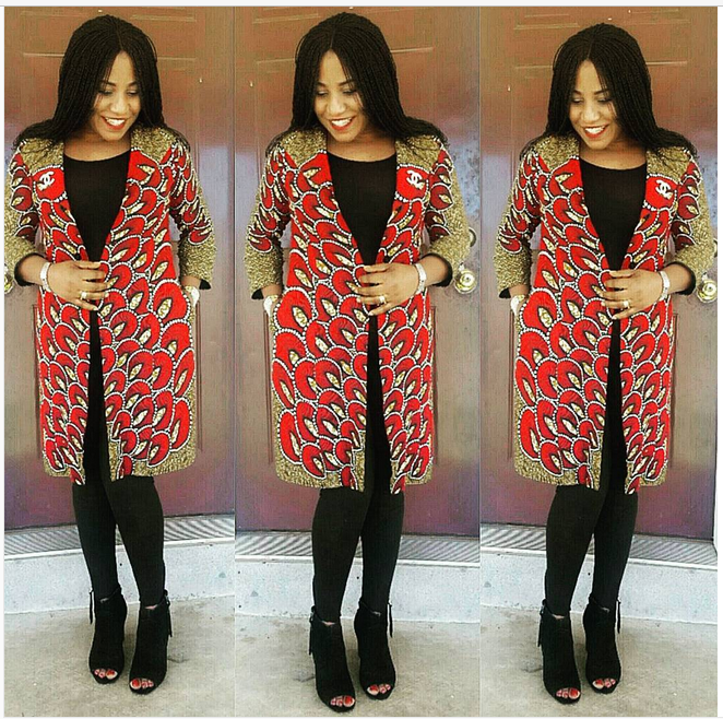 ASO EBI Styles 2018 Ankara Woman Fashion 6
