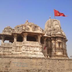 Shree Harshidhi Mataji Mandir