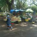 prodaja voća i povrća u Arushi